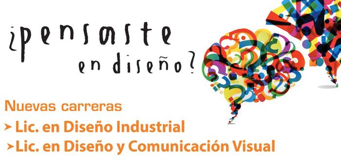 presentación de las licenciaturas en diseño y comunicación visual
